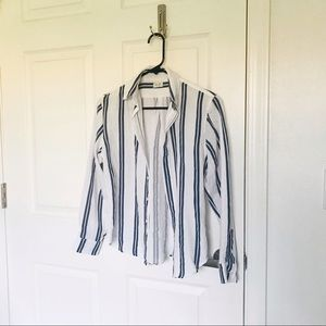 • like new brandy melville button up